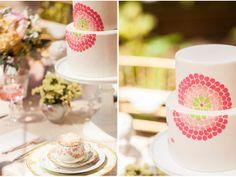 via StyleUnveiled.com / Spring Wedding Inspiration / Jaime Davis Photography
