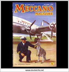 Meccano Magazine XXXIII No.10 October 1948 Collectible | hobbyDB