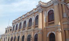Antigua oficina de correos