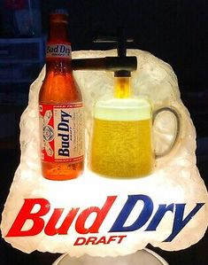 1984 Budweiser beer bottle Anheuser-Busch Poster Offer Promo Trade LG Print AD