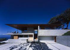 伊豆、藤沢、湘南の建築・設計|大同工業|メディア掲載|新建築 住宅特集12月号に『西伊豆の家』が掲載