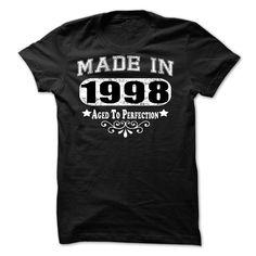 Were you born in 1998? T Shirt, Hoodie, Sweatshirt