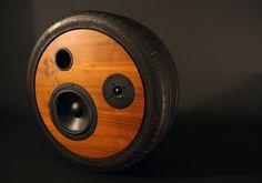 Tire speakers – TEMPT