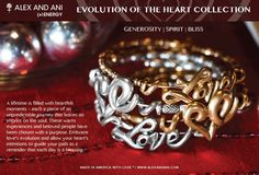 Evolution of the Heart Collection #alexandani
