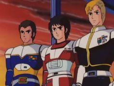Sei Juushi Bismarck 星銃士ビスマルク 1984