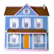 Tips for making dollhouse furniture and decorations out of everyday items.