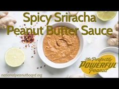 This zesty sauce is perfect for dipping and spreading. Peanut Butter Sauce, Cashew Butter, Zesty Sauce, Chicken Satay, Dip Recipes, Recipe Using, Finger Foods, Dips, Spicy