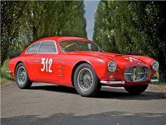 Maserati A6G/2000 Competition Berlinetta (Zagato) #2137, 1956 - Photo: Benson Chiu / Courtesy of RM Auctions