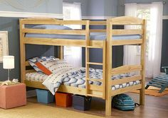 Home-Dzine - How to make a DIY bunk bed