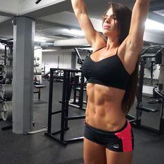 Victoria secret abb workout