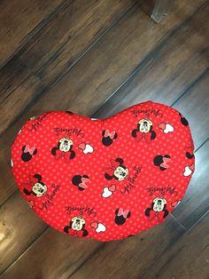 ELLES CAGE children stool. Minnie Mouse heart $28