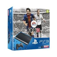 PS3 - Consola + FIFA 13 PAL ESPAÑA envío 3 días gratuito de Amazon.es 279€