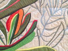 In My Portfolio: Banksia Spill - Ruth de Vos : Textile ArtistRuth de Vos : Textile Artist