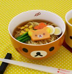 rilakuma bowl