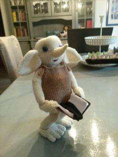 Dobby, der Hauself mit der Socke