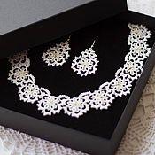 Магазин мастера Мария Иванова: свадебные украшения, серьги, браслеты, комплекты украшений, кошельки и визитницы