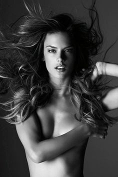 Alessandra Ambrosio Male Model