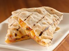 6 Quesadilla Recipes for Easy and Delicious Meals  -  some of these sound good.  want to try.  savory meal or snack, app.  mexican.   lj