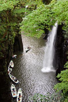 Takachiho Gorge #japan #miyazaki