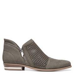 Fergie Ida Ankle Boot Lizard Leather