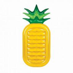 Luftmatratze in Form einer Ananas