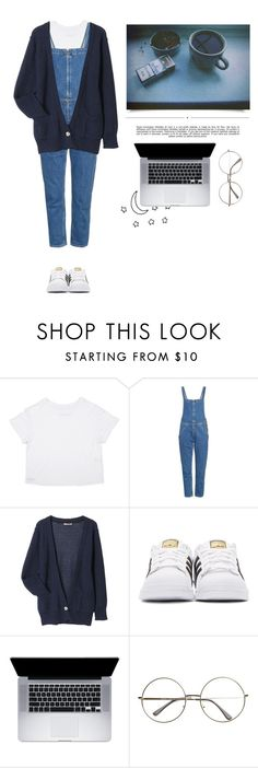 """#95"" by kgarden ❤ liked on Polyvore featuring M.i.h Jeans, adidas Originals and Whiteley"