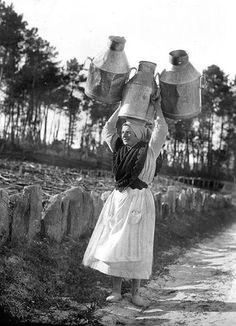 Leiteira en Galicia - Ruth Anderson