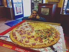 Have you ever had a #pizza party with just one pizza? #BMPP
