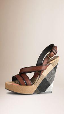 Sandales En Cuir Mindy - Sandales Pour Femmes / Pièces D'argent X3k920e