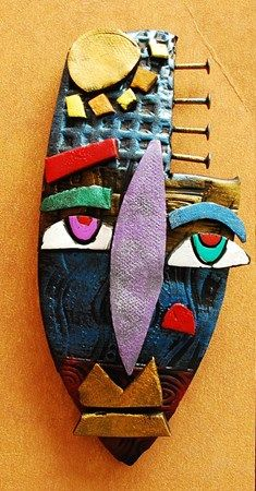 Check out student artwork posted to Artsonia from the Kimmy Cantrel Clay Face project gallery at Alum Creek Elementary School. Picasso, Kimmy Cantrell, Ceramic Mask, Clay Faces, Art Lesson Plans, Art Portfolio, Art Club, Elementary Art, Face Art