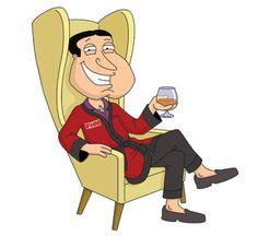 Glen Quagmire - Family Guy