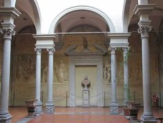 Andrea del Sarto | Chiostro dello Scalzo, Firenze