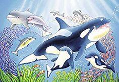 Ravensburger Kinderpuzzle 07815 Kunterbunte Unterwasserwelt: Amazon.de: Spielzeug Ravensburger, Sonic The Hedgehog, Poster, Fictional Characters, Puzzles, Art, Products, Animal Drawings, Draw