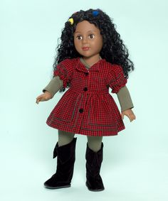 """Madame Alexander's 'First Day of School' 18"""" Doll"""
