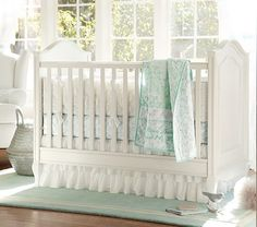 Alicia Nursery Bedding Set | Pottery Barn Kids