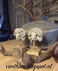 Ramskopjes zelf maken van klei