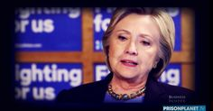 Hillary: From Criminal Psychopath To NWO Presidential Nominee