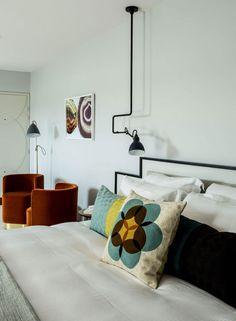 Castelbrac Hotel on the Atlantic coast in France | PUFIK. Beautiful Interiors. Online Magazine