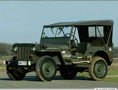 Restored 1955 Jeep Willys M170 1/4 Ton - VINTAGE & AWESOME