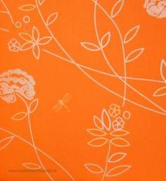 Mimou Vintage Flower Tapet