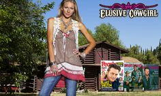 Elusive Cowgirl - Western Wear, Cowgirl Clothing, Cowgirl Sunglasses |