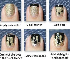 Easy Nail Designs for Beginners Step by Step >> http://goo.gl/ufVXek