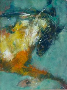 Maybe by Susan Easton Burns | dk Gallery | Marietta, GA | SOLD