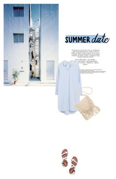 """""""Untitled #360"""" by duoduo800800 ❤ liked on Polyvore featuring Zara, Tory Burch, Billabong, beach and summerdate"""