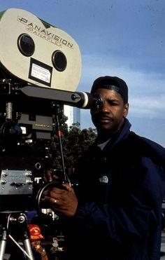 Denzel Washington - Antwone Fisher : el triunfo del espíritu - 2002 -Debutó como director.