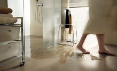 Confer to your bathroom the most urban style. P6060 URBE (floor)