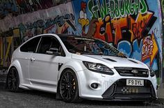 Another RS we supplied this one to Bristol boy . Ford Rs, Car Ford, Ford Focus Xr5, Lancia Delta, Car In The World, Car Photography, Sexy Cars, Custom Cars, Counting Cars
