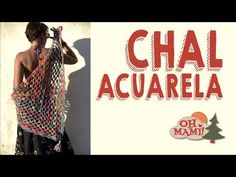 (49) Chal acuarela (MUY FÁCIL!!!) - YouTube