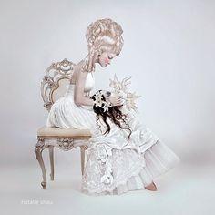 M.A from Nathalie Shau