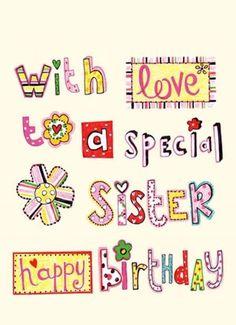 Happy Birthday to you #Birthday #Wishes #Sister #HappyBirthdayToYou